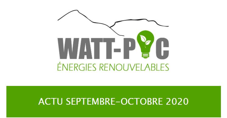Newsletter Septembre Octobre